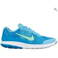 Nike Flex Experience RN 4 Premium Womens Running Shoes - Size: 8 - Colour: Blue-White