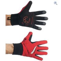 Northwave Power Long Gloves - Size: M - Colour: Black / Red