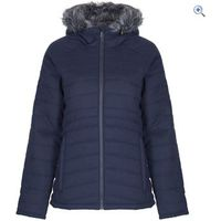 Craghoppers Womens Etta Insulated Jacket - Size: 18 - Colour: THUNDER GREY