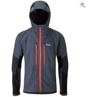 Rab Torque Mens Softshell Jacket - Size: S - Colour: Grey And Black