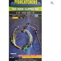 Bluezone 2 Hook Clipped Rig (1/0)