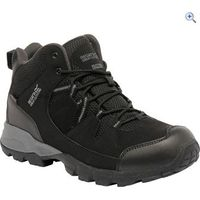 Regatta Holcombe Mid Mens Walking Boot - Size: 7 - Colour: Black