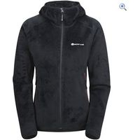 Montane Womens Radiant Loft Hoodie - Size: 12 - Colour: Black