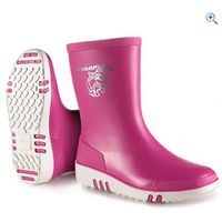 Dunlop Kids Mini Wellington Boot - Size: 22 - Colour: Pink