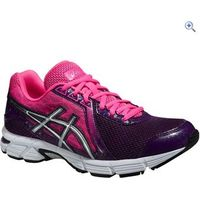 Asics Gel Impression Womens Running Shoe - Size: 5 - Colour: PLUM-SIL-PINK