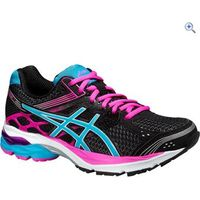 Asics Gel Pulse 7 Womens Running Shoe - Size: 7 - Colour: BLK-TURQ-PINK
