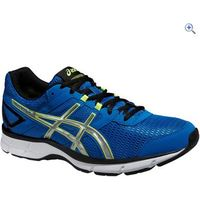 Asics Gel Galaxy 8 Mens Running Shoe - Size: 8 - Colour: BLUE-SIL-YELL