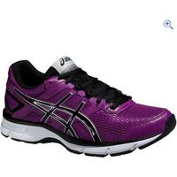 Asics Gel Galaxy 8 Womens Running Shoe - Size: 8 - Colour: GRAPE-BLK-SIL