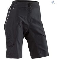 Northwave Pearl Ladies Baggy Cycling Shorts - Size: L - Colour: Black