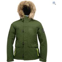Dare2b Kids Strike Force Jacket - Size: 7-8 - Colour: FRESH KHAKI