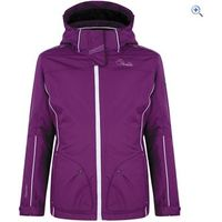 Dare2b Radiant Kids Snow Jacket - Size: 32 - Colour: PERF PURPLE
