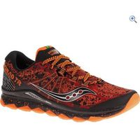 Saucony Nomad TR Mens Trail Running Shoe - Size: 7 - Colour: Red And Black