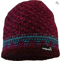 Bridgedale Womens Chai Hat - Colour: BURGD-BERRY