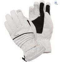 Dare2b Summon Gloves - Size: XS - Colour: White
