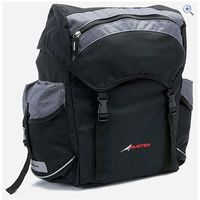 Avenir Universal Rear Pannier - Colour: Black