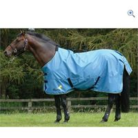 Masta Avante Light Turnout Rug - Size: 6-6 - Colour: Royal Blue