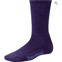 Smartwool Womens Hike Ultra Light Crew Socks - Size: L - Colour: IMPERIAL-PURPLE
