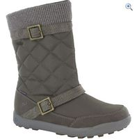 Hi-Tec Freemont 200 i WP Womens Winter Boot - Size: 4 - Colour: TOBACCO-OLIVE