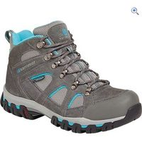 Karrimor Bodmin Mid IV Weathertite Womens Walking Boots - Size: 7 - Colour: Grey