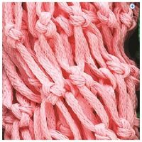 Cottage Craft Large Haylage Net - Colour: Pink
