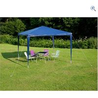 Freedom Trail Gazebo (3m x 3m) - Colour: Blue