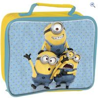 Minions Rectangular Insulated Bag - Colour: MINIONS