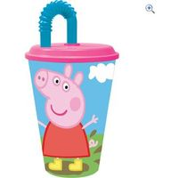 Peppa Pig Sports Tumbler (430ml) - Colour: PEPPA PIG