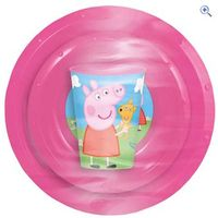Peppa Pig 3 Piece Set - Colour: PEPPA PIG