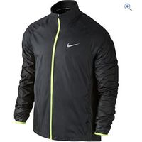 Nike Windfly Mens Jacket - Size: L - Colour: Black / Silver