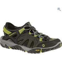 Merrell All Out Blaze Sieve Mens Hiking Sandals - Size: 7 - Colour: ROCK-GREEN