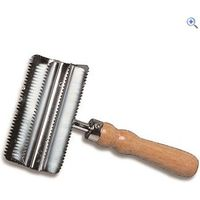 Cottage Craft Small Metal Curry Comb