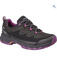 Berghaus Explorer Active GTX Womens Hiking Shoes - Size: 5 - Colour: BLACK-PURPLE