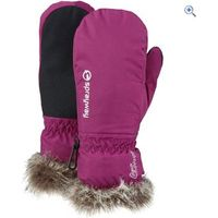 Sprayway Junior Marten Mitts - Size: 4-7 - Colour: Ruby Red
