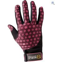 Noble Outfitters Perfect Fit Gloves - Size: 8 - Colour: WINE-DAISY