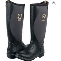 Noble Outfitters MUDS Stay Cool Womens High Boot - Size: 7 - Colour: Black