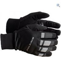 Polaris Kids Mini Attack Cycling Gloves - Size: M - Colour: Black