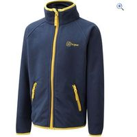 Hi Gear Ashworth Childrens Fleece - Size: 11-12 - Colour: Blue