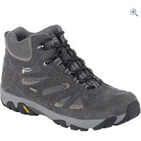 North Ridge Tundra Mid II Mens Waterproof Walking Boots - Size: 7 - Colour: Graphite
