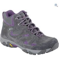 North Ridge Tundra Mid II Womens Waterproof Walking Boots - Size: 14 - Colour: Graphite