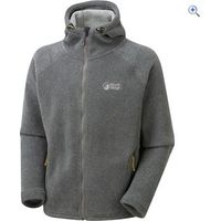 North Ridge Lutsen Mens Fleece - Size: XL - Colour: Grey Marl