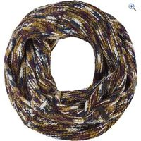 Craghoppers Womens Wensleydale Snood - Colour: HONEY COMBO