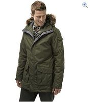 Craghoppers Mens Kiwi Parka - Size: S - Colour: EVERGREEN