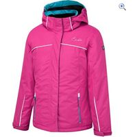 Dare2b Epitomise Kids Jacket - Size: 32 - Colour: ELECTRIC PINK