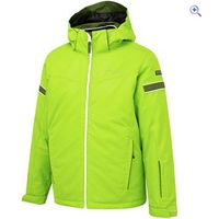 Dare2b Seeker Kids Jacket - Size: 11-12 - Colour: LIME GREEN