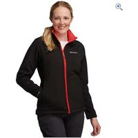 Regatta Connie III Softshell Jacket - Size: 14 - Colour: Black