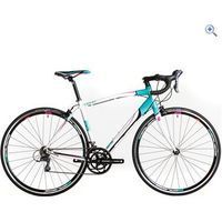 Calibre Loxley Ladies Road Bike - Size: 49 - Colour: WHITE-PINK