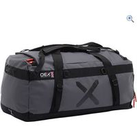OEX Valour 80 Travel Holdall - Colour: Grey And Black