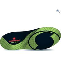 Sorbothane Single Strike Insole - Size: 3-5.5