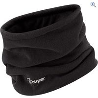 Hi Gear Thinsulate Fleece Neckwarmer - Colour: Black