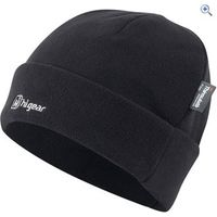 Hi Gear Mens Thinsulate Fleece Hat - Colour: Black